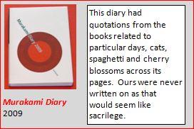 Diary 2009+text