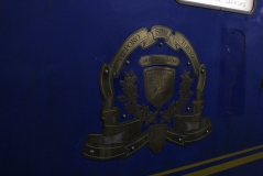 train badge