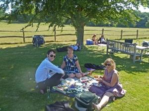 Glyndebourne picnic