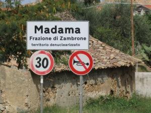 Madama frazione