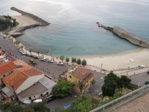 Pizzo harbour