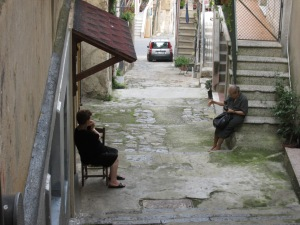 Pizzo street