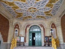 Entrance to the Museum of Applied Arts