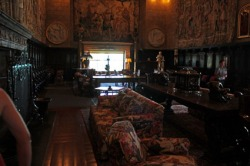 Hearst Castle Hall