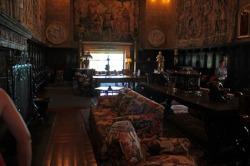Hearst Castle Hall