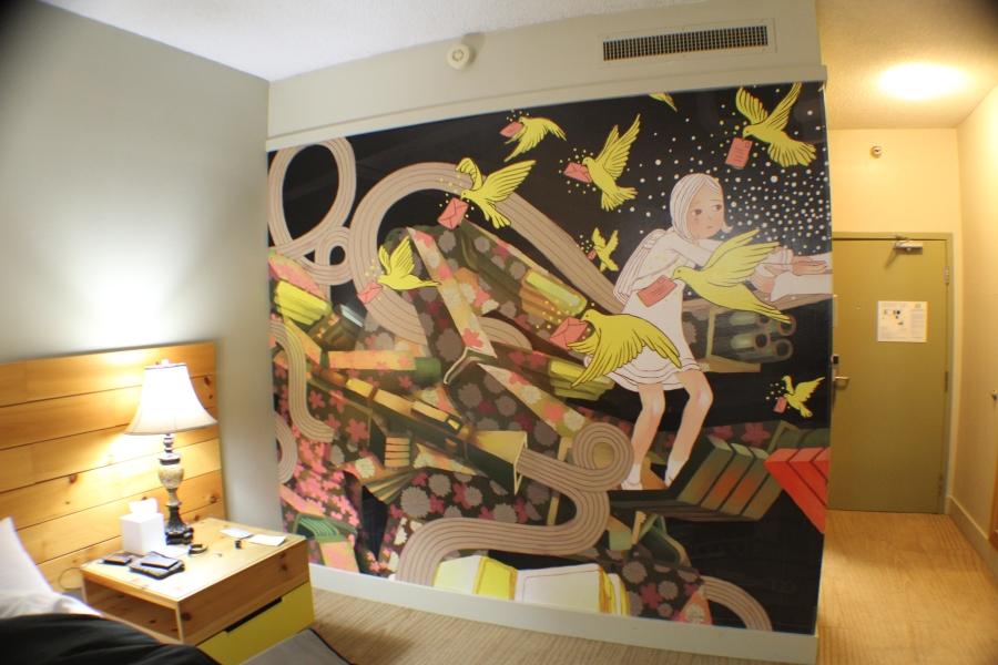 Manga room