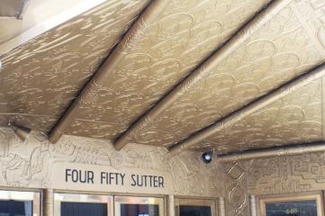450 Sutter canopy