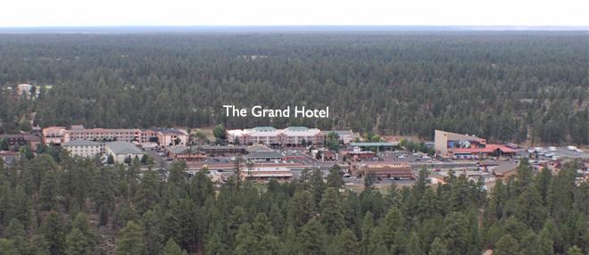 Grand Hotel Tusayan