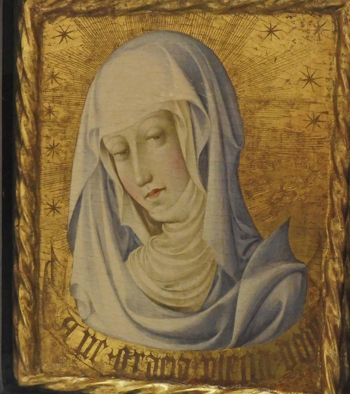 Veronica of the Virgin WS