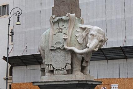 Bernini Elephant