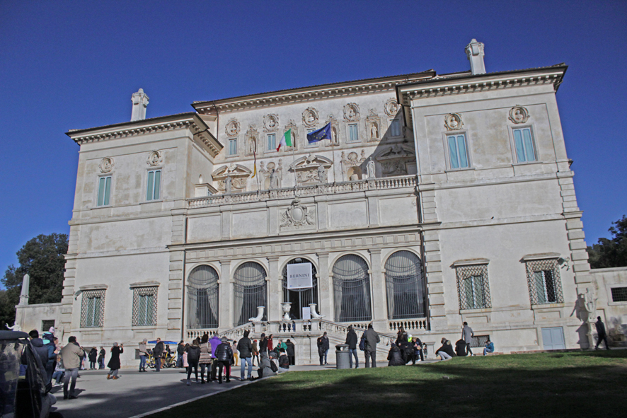 Borghese gallery - Copy