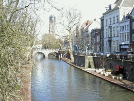 Canal with Dom Tor