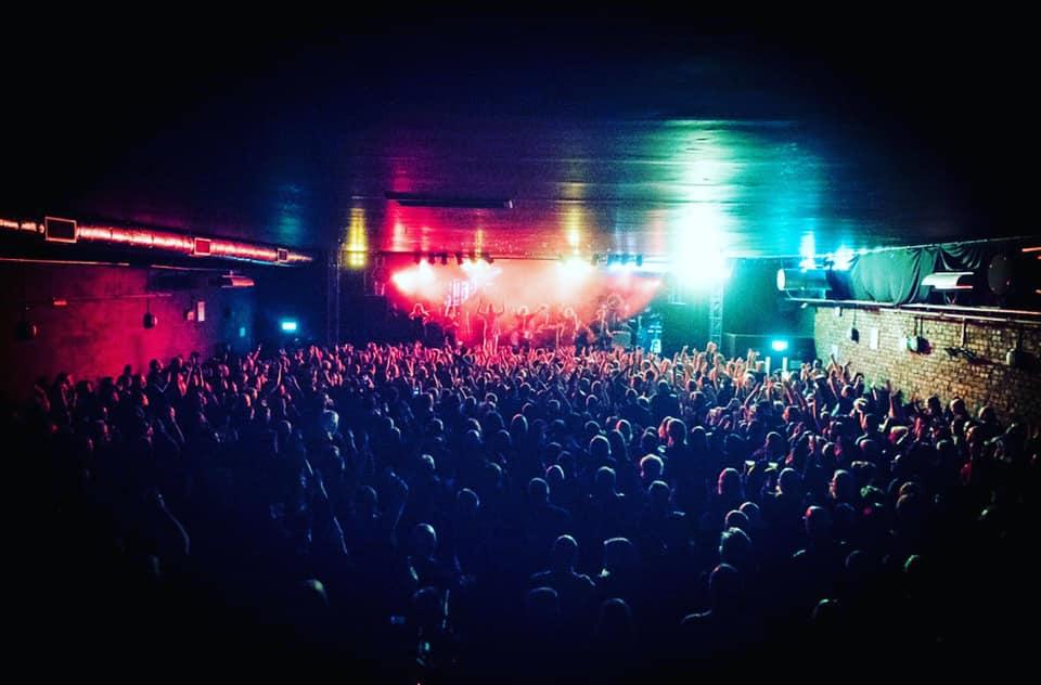 Amsterdam gig 12.2019